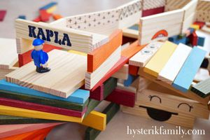 [DIY] Customiser des kaplas