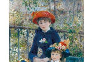 Puzzle Renoir Les Deux soeurs