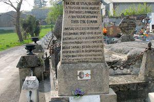 04 mai: Alain Vacher participera à la commémoration de la tragédie du ravin  de la Servantie