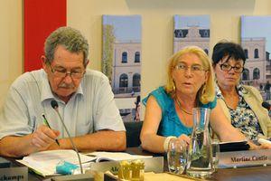 Retour sur les motions relatives à la réforme territoriale  adoptées en conseil municipal du 04 juillet
