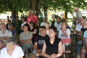 Fête de la section PCF de Brive le 04 juillet 2015