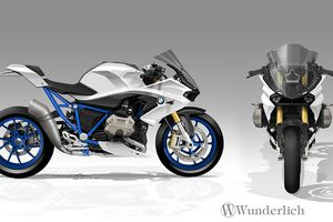 R1200S concept for Wunderlich