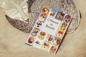 Idée cadeaux de Noël - L'Heure du Bentô par Naomi et Satoru Abe