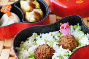 Bento n°111 - 4 règles pour un bento sain, rapide, appétissant et bon !