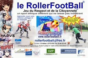 LE VOCABULAIRE DU ROLLERFOOTBALL©