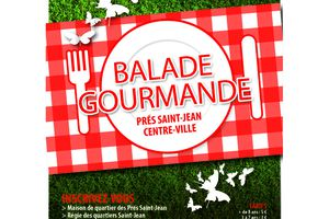 BALADE GOURMANDE...EDITION 2014