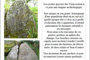 Les Roches de Vaux samedi 20 Mai 2017