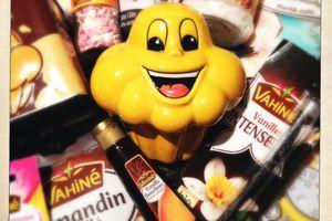Vahiné c'est (vraiment) gonflé (j'adore) : colis 1/12...