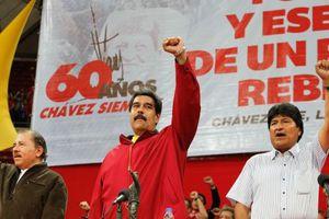 L'Amérique Latine confirme son attachement a la voie de l'indépendance ouverte par les idéaux de Chavez
