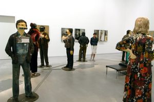 Les arts plastiques à Berlin - 1961-1989