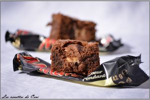 Brownies aux mars