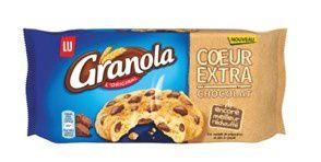 Qui a remporté les cookies Granola?