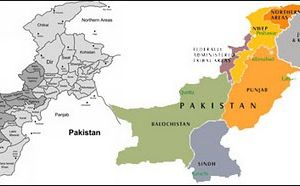 Provinces of Pakistan