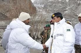 Beautiful Images from Siachen Glacier