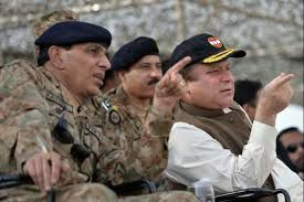 Army and Political Leadership are united in Pakistan