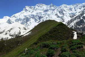 Nanga Parbat - 9th Highest Mountain