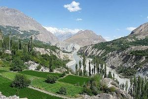 Beautiful Hunza Valley, The Heaven on Earth