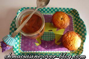 Mousse au chocolat et crème de marron