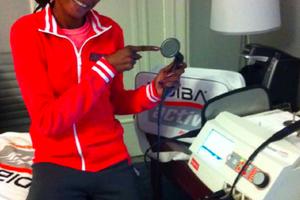 INDIBA activ un allié de poids pour Rosa Associati et tous les athlètes de haut niveau