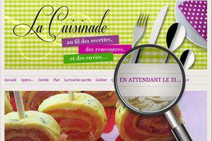 Nouvelle Rubrique sur votre blog...