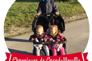 Chronique de Grand-WowMa #05 {Un long chemin}