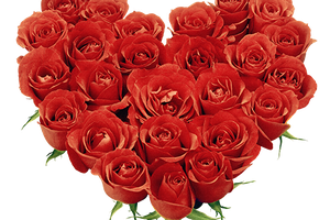 Saint Valentin, je t'aime...