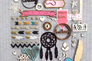 Un blog candy chez fil and scrap !