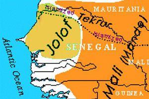 Du royaume de Djolof, naît le Wolof