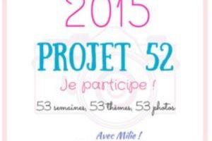 #2015Projet52 - Semaine 5