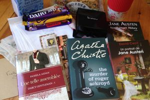 "Swap ""Jane Austen and England"" avec Elahbulle"