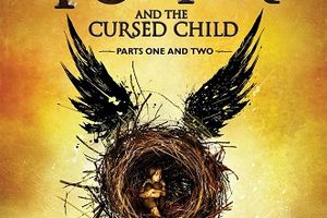 Harry Potter and the cursed child de J.K. Rowling, Jack Thorne et John Tiffany