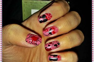 Nailstorming St Valentin