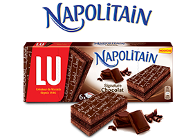 Nouveauté Pur Chocolat Napolitain {Give Away Inside}