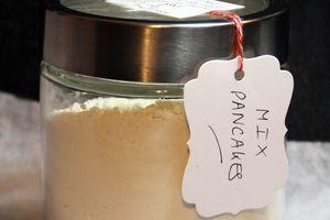 Mélange pour Pancakes de... Manue {Cadeaux Gourmands}