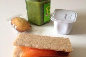 Lunch box #light du jour