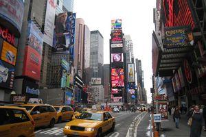 Break du blog  pour 15 jours : je pars à New York