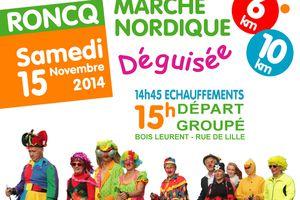 La Jarnaval le samedi 15 novembre à Roncq