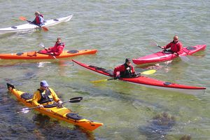 Sortie en kayak le dimanche 19 juin