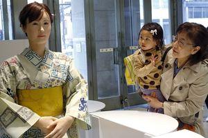 Le Japon lance la Révolution des Robots