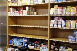 Le tabac continue de reculer face à la cigarette électronique