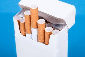 Le prix des cigarettes n'augmentera pas cette année
