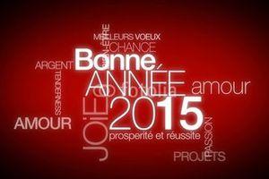 Le Journal du Vapoteur vous souhaite une bonne année 2015