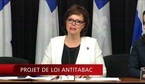 La nouvelle loi 44 sur le tabac adoptée à l'unanimité au Québec
