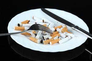 Fumer inhibe l'activité de l'hormone de la faim