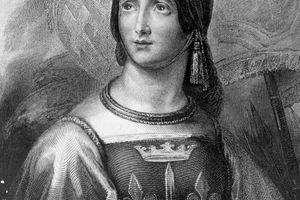 Jeanne d'Arc, une héroine ordinaire.