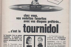 Les objets oubliés : le Tournidol