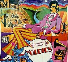 Une curiosité dans la discographie des Beatles : Oldies but Goodies