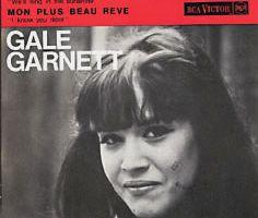 Fabuleuse Gale Garnett !