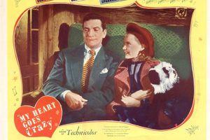 London Town, un film très rare de 1946 avec Petula CLARK