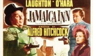 En souvenir de Maureen O'Hara : Jamaica Inn (L'Auberge de la Jamaïque)